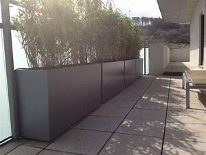 Comment Remplir Une Grande Jardinière : bacs image 39 in bambous en brise vue am nagement terrasse balcon ~ Melissatoandfro.com Idées de Décoration