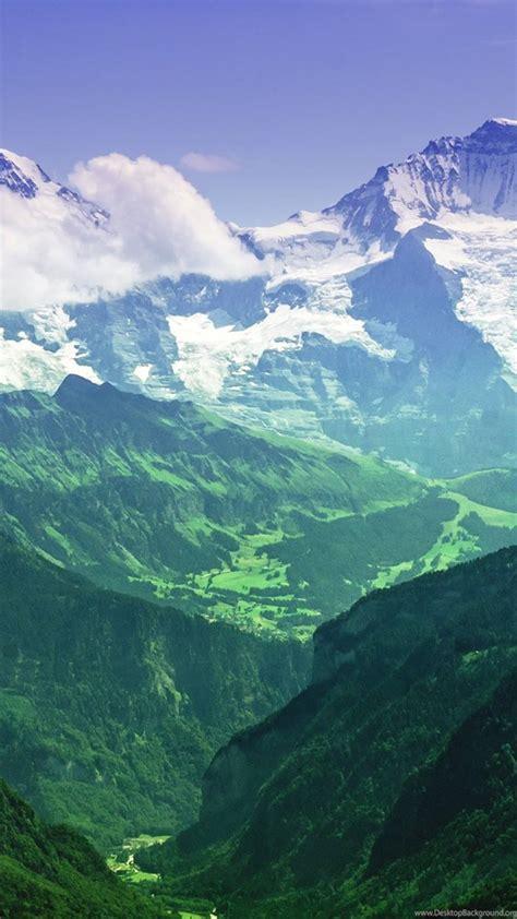 the mighty jungfrau bernese alps switzerland 3840x2160