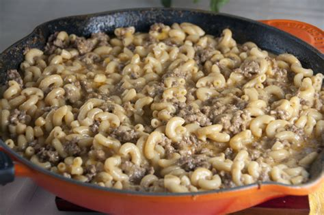 dishes with hamburger homemade hamburger helper wishes and dishes