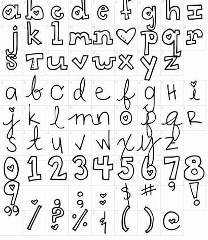 Font Djb Fonts Characters Fontmeme Map