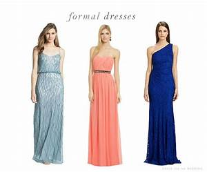 dresses for weddings With formal wedding attire dresses
