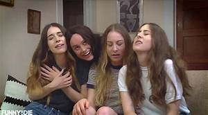 Watch Brie Larson as the Fourth Haim Sister in Funny or ...