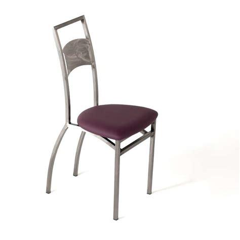 chaise de cuisine blanche chaise blanche de cuisine cuisine blanc jaune gris chaise