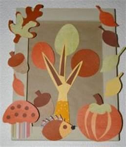 Bricolage Automne Primaire : bricolage sur le th me de l 39 automne id e de bricolage et d 39 activit s manuelles avec des ~ Dode.kayakingforconservation.com Idées de Décoration