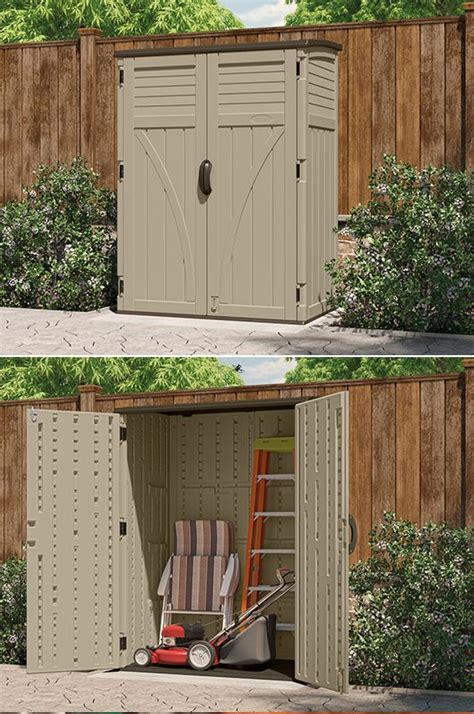 Suncast Vertical Storage Shed Bms5700 by The World S Catalog Of Ideas