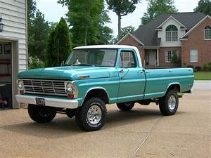 68 Ford 4x4 F100 4 Ton F250