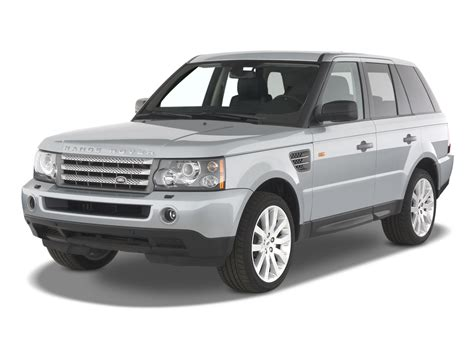 2008 Land Rover Range Rover Sport Reviews And Rating