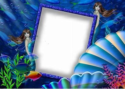 Frame Sea Frames Transparen Transparent Clipart Yopriceville