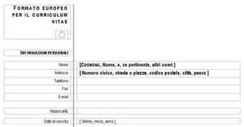 download gratis curriculum vitae europeo da compilare pdf editor curriculum vitae pdf da compilare order essay online