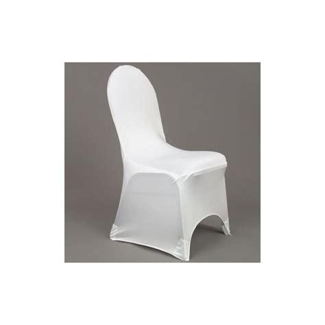 housse de chaise spandex pas cher location mobilier de réception housse chaise blanche lycra