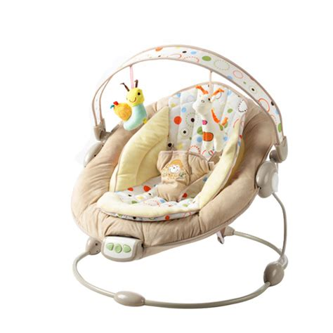 Free Shipping Bright Starts Mental Baby Rocking Chair