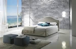 steintapete beige luxus schlafzimmer 32 ideen zur inspiration archzine net