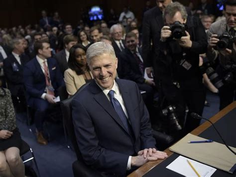 5 Insights Into Judge Neil Gorsuch After 2nd Day Of