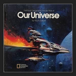 OUR UNIVERSE: MERCURY* « The Art of Michael Whelan