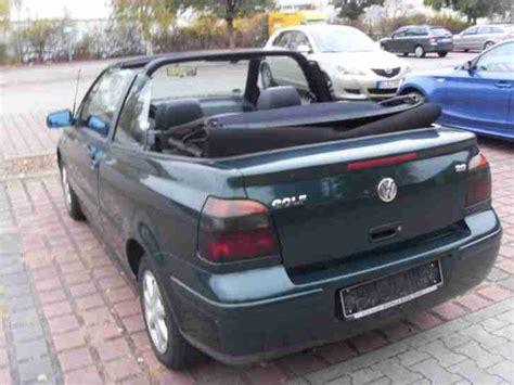 golf cabrio gebraucht volkswagen golf cabrio 2 0 benzin die besten angebote