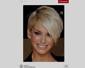 Coiffure Femme 2018 Court : coiffures courtes tendance 2018 ~ Nature-et-papiers.com Idées de Décoration