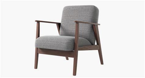 Poltrona Da Ikea : Realistic Ikea Ekenaset Armchair 3d Model