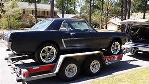 64.5 Mustang sold - YouTube