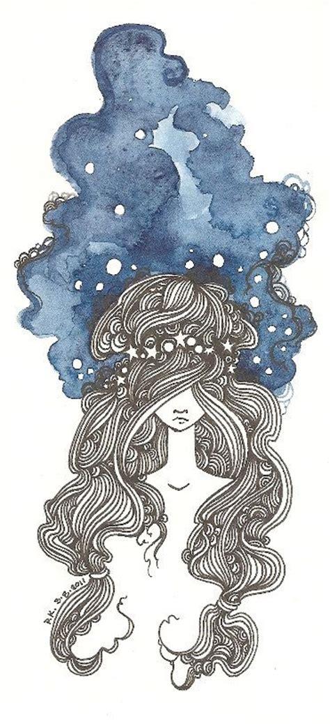 ideas  watercolor  ink  pinterest