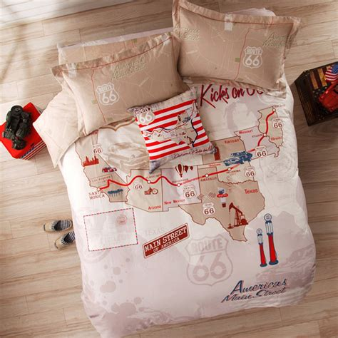 route  bedding