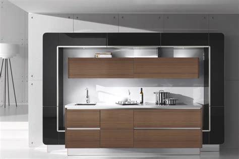 cuisine bois design cuisine et bois design noyer ideeco