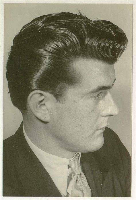 Classic Mens Hairstyles 1950s by Awesome Vintage S Ducktail Hairstyles 1950 S S
