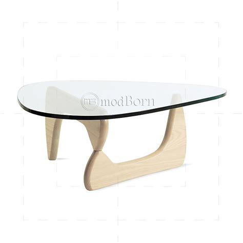 Lsamu Noguchi Style Coffee Table Ashwood