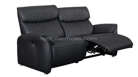 canapé cuir relaxation électrique photos canapé 2 places relaxation électrique cuir