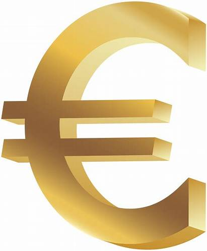 Euro Symbol Clipart Clip Sign Money Transparent