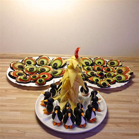 foto de cuisine oliven ziegenkäse pinguine midnightcooking chefkoch de