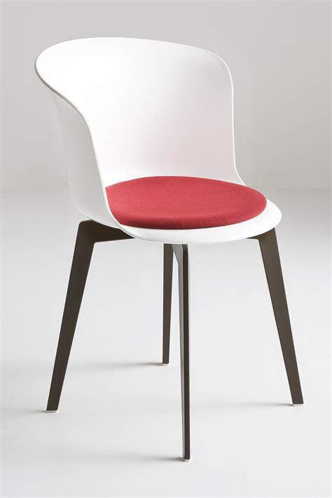 chaise couleur epica chaise design en technopolymère aussi pivotant