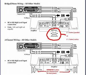 Rockford Fosgate Punch 45 Wiring Diagram