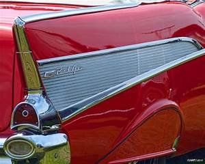 1957 Chevy Bel Air Fin And Tail Light