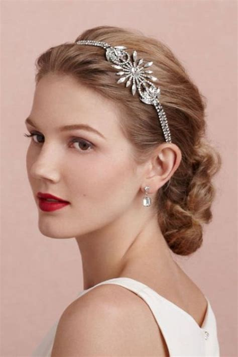 Bride In Dream Wedding Hair Accessories Ideas