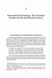 technology short paragraph
