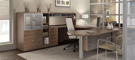 Office Desk Configurations by The Office Furniture At Officeanything Luxurious