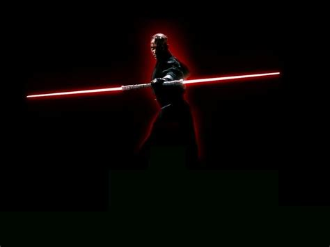 Killing Darth Maul George Lucas Biggest Star Wars