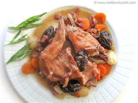 lapin cuisine lapin à la flamande notre recette avec photos