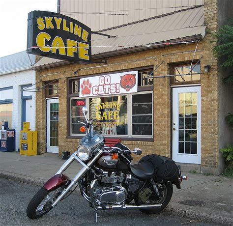 Talimena Scenic Drive Triumph Rat Motorcycle Forums