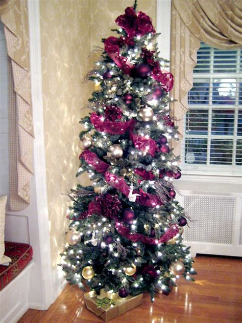 stunning christmas trees images  pinterest