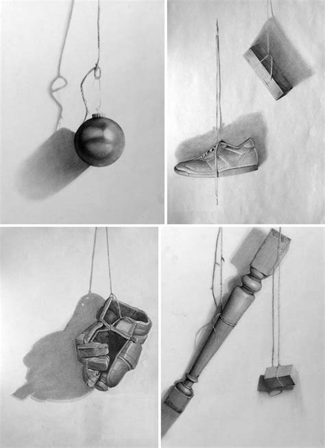 Still Life Drawing Ideas For Art Students Studio