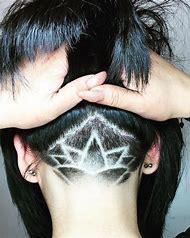 Woman Undercut Haircut Designs