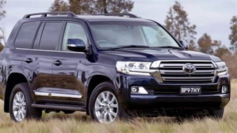 2018 Toyota Land Cruiser  Luxury At A Higher Level From Now