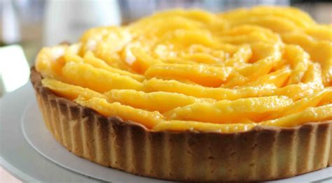 mango cheesecake tart butter baking