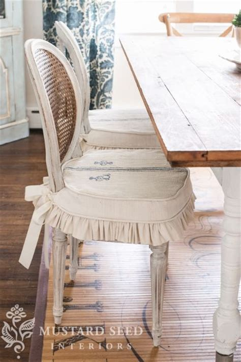 1000 ideas about dining chair slipcovers on