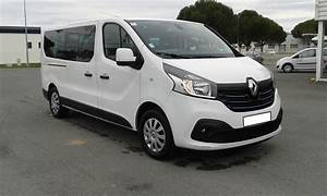 Renault 9 Places : used renault trafic of 2016 21 825 km at 24 490 ~ Gottalentnigeria.com Avis de Voitures