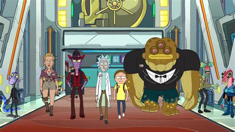 Watch Rick And Morty Season 4 Watching Ep 3 Full Episode