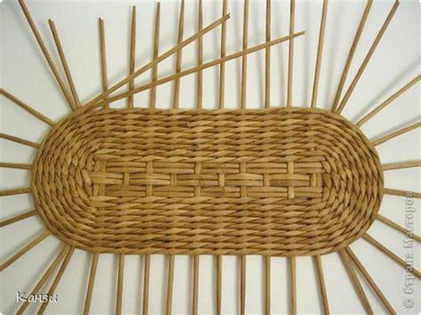 diy beautiful woven basket  paper tube  ribbon