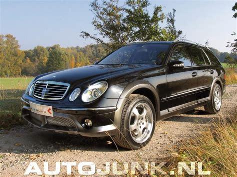 Kleemann W211 Foto's » Autojunk.nl (132687