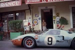 24 Heures Du Mans 1968 - Ford Gt40  9